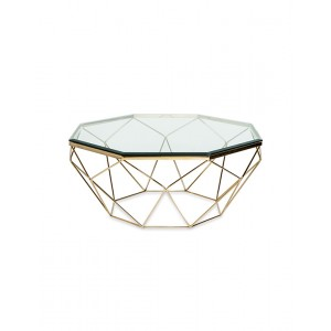 Dia Coffee Table Gold