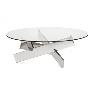 Bella Round Coffee Table