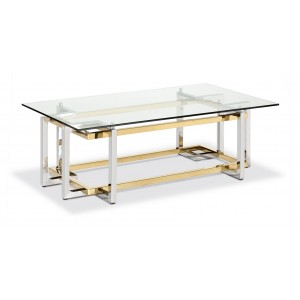 Elin Rectangular Coffee Table