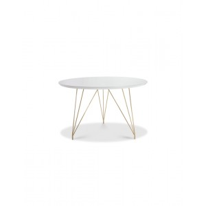 Newman Dining Table Gold